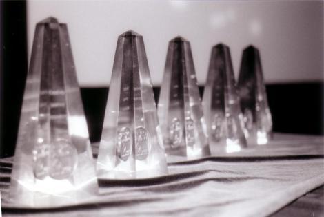 First COE awards 2002