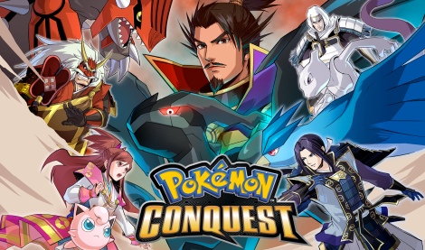 Pokemon-Conquest-Logo