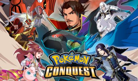 Pokemon-Conquest-Logo