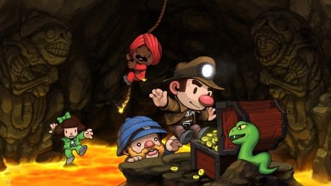 spelunky_wallpaper_by_bossquibble-d5g3lr5