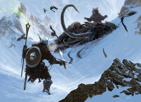 Bear-Encounter-Concept-Art-elder-scrolls-v-skyrim-28215332-1600-1163
